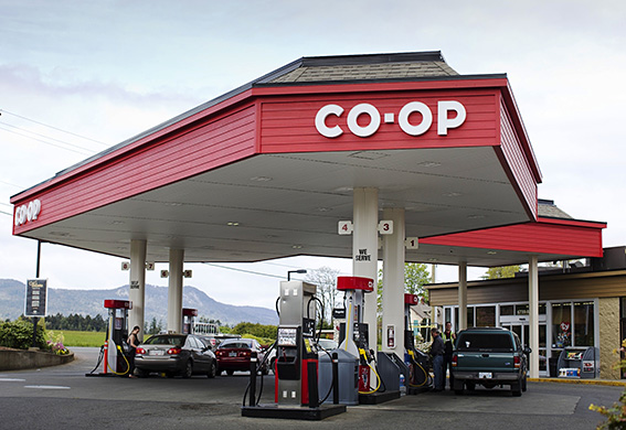 Brentwood Bay Co-op Gas | Diesel, Propane, Car Wash, Convenience store