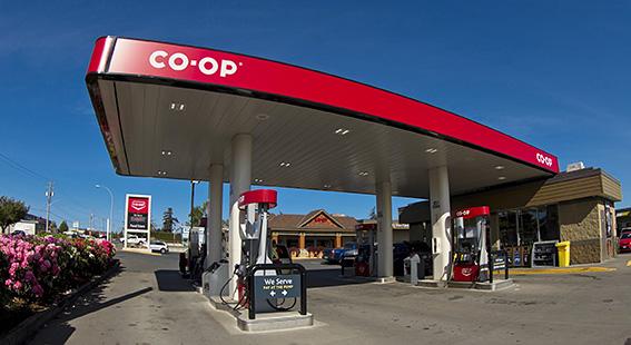 Keating Co-op Gas | Diesel, Propane, Car Wash, Convenience store