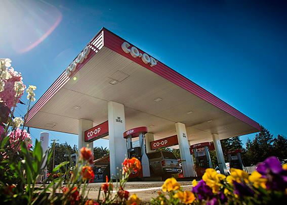 Millstream Co-op Gas | Diesel, Propane, Car Wash, Convenience store