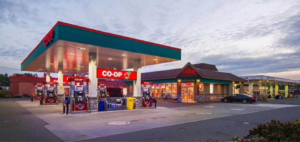 Cowichan Co-op Gas | Diesel, Propane Bottle Exchange, Cloth Car Wash, Convenience store