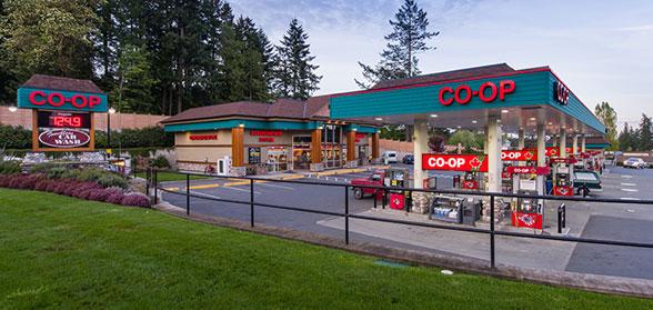 Mill Bay Co-op Gas | Diesel, Propane Bottle Exchange, Cloth Car Wash, Convenience store