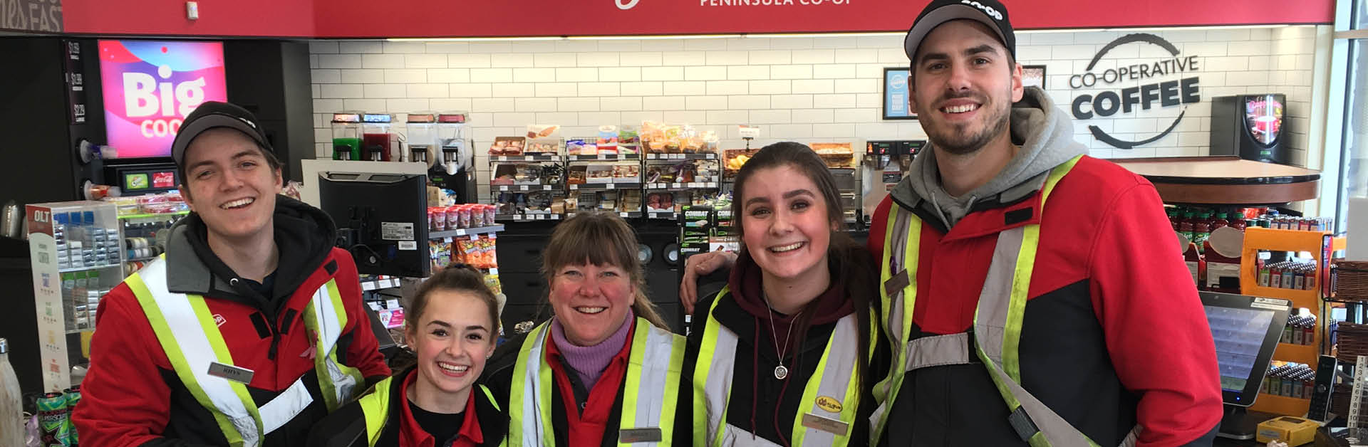 Find Employment Opportunities at Peninsula Co-op | Apply Now