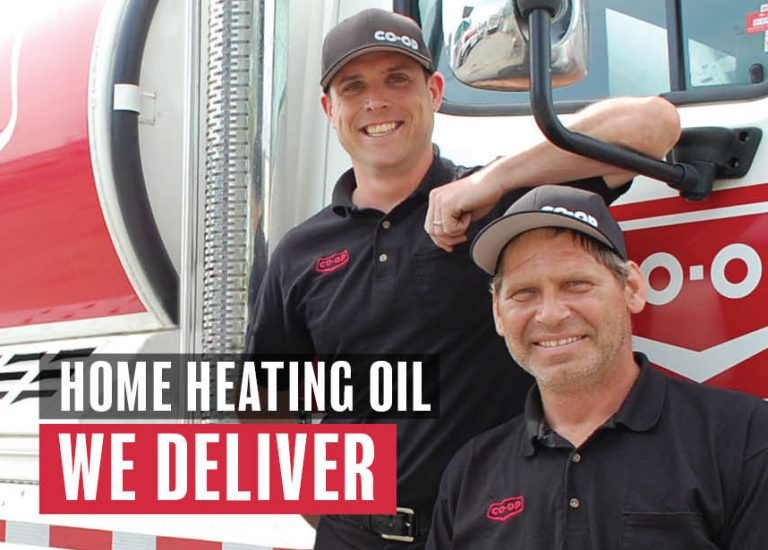Home Heating Oil Delivery | Victoria and Vancouver Island | - Peninsula Co-op
